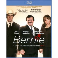 Bernie (Blu-ray), Movies