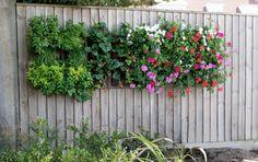 Wand plantzakken (2 stuks) | Thuis Moestuin bakken & zakken | Rosa Rugosa