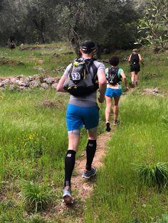 Corfu Mountain Trail Night and Day 2018