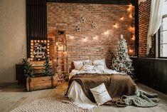 Christmas Photo Booth, Christmas Minis, Christmas Pictures, Loft Interior, Home Studio Photography, Christmas Photography, Loft Design, Christmas Inspiration, Christmas Decorations