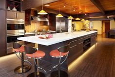 Some truly awe-inspiring kitchens to choose from for Cultivate's 2012 Kitchen of the Year! Take a look and vote for your favorite