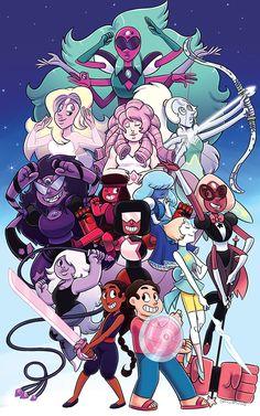 Steven Universe!!