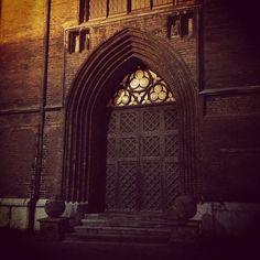 #gdansk #door #church #basilic