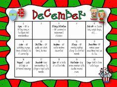December Currently