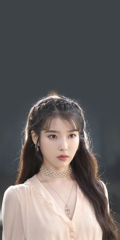 Iu Short Hair, Iu Hair, Short Hair Styles, Sad Anime Girl, Anime Art Girl, Korean Beauty, Asian Beauty, Korean Girl, Asian Girl