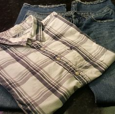 MEN'S American Eagle Pants & American  Shirt MEN'S American Eagle Pants size 30/34 & American Eagle Shirt Size L Great condition American Eagle Outfitters Jeans Boot Cut
