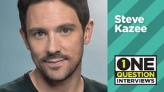 What did Shameless' Steve Kazee think was the worst idea of all time? http://1qi.co/kazee