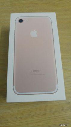 Iphone 7 128gb New box chưa active xách tay mỹ