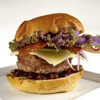 The Ultimate New England Turkey In The Orchard Burger - Anna Rossi #masterchef #burger