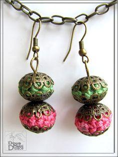 shopdelorai rev crochet earrings