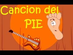 LA CANCIÓN DEL PIE - Cantando en Amapola - canciones infantiles Videos, Ideas Para, Spanish, Youtube, Kids Songs, Christmas Music, Nursery Rhymes, Sheet Music, Teachers
