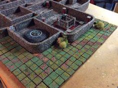 Craft Thread - Foam Cliffsides - Dwarven Forge