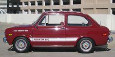 1971 FIAT 850 BERLINA COUPE