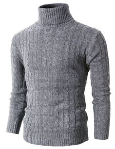 I'm going to force my future boyfriend to wear grey turtleneck sweaters every day.
