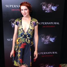 'Supernatural' actress Felicia Day welcomes first child