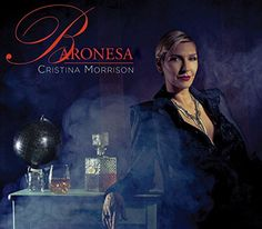 Part biographical, perhaps even part autobiographical and all adventure, Baronesa by the ineffable chanteuse Cristina Morrison is an amorous masterpiece. Ms. Morrison's dark and smoky voice is so perfect for this kind of musical setting. Stories of seduction, of mesmerising beauty and of strange and beautiful musical topographies just seem to fall into place...
