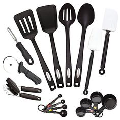 Farberware Classic 17-Piece Tool and Gadget Set -- Click image to review more details.-It is an affiliate link to Amazon.