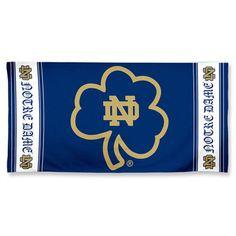 Notre Dame Fighting Irish 30x60 Beach Towel - Navy