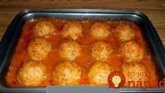 To je nápad! Mince Recipes, Cooking Recipes, Pork Tenderloin Recipes, Yams, Learn To Cook, Main Meals, Macaroni And Cheese, Menu, Food And Drink