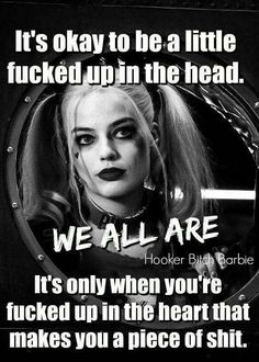 Harley Quinn Joker Jared Leto Margot Robbie Suicide Squad Case For iPhone 7 8 X Bitch Quotes, Badass Quotes, True Quotes, Great Quotes, Quotes To Live By, Motivational Quotes, Funny Quotes, Inspirational Quotes, Being Crazy Quotes