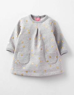 Gemütliches Sweatshirt-Kleid