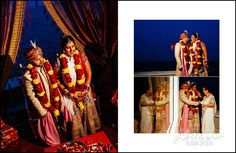 indian wedding albums with clean design