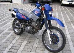 YAMAHA XT 600 E Enduro 1990 #motorcycles