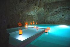 Underground Cave, Pool, Jacuzzi, Stunning Renovation in Civita di Bagnoregio by Studio F
