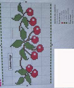 Thrilling Designing Your Own Cross Stitch Embroidery Patterns Ideas. Exhilarating Designing Your Own Cross Stitch Embroidery Patterns Ideas. Cross Stitch Fruit, Cross Stitch Bookmarks, Cross Stitch Borders, Modern Cross Stitch, Cross Stitch Patterns, Learn Embroidery, Cross Stitch Embroidery, Embroidery Patterns, Stitch Cartoon