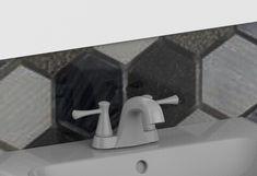 two handles basin faucet Lavatory Faucet, Bathroom Faucets, Bathroom Hooks, Faucet Handles, Basin, Bath Taps, Bathroom Taps
