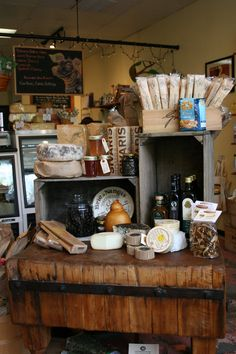 The Truffle Cheese Shop