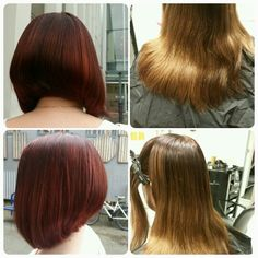 Big color change