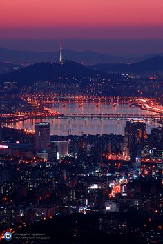 Seoul, Korea (tied, with Tokyo, for #1 on my list)