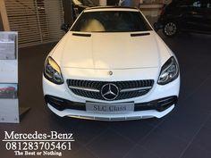Mercedes-Benz Dealer   Dealer Mercedes Benz Jakarta: Harga Mercedes Benz SLC 43 AMG nik 2018