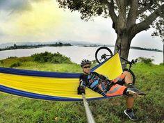 Jadi juga sepedahan sekaligus hammockan di bunker   #gopro #goprooftheday #goprophotography #gproid #photooftheday #goproselfie #bike #bikelife #bikeweek #hammock #hammocklife #hammocking #polygonbike #xtrada52016 #instanesia #instagram #picturepower #ndollsphoto by @ndrandolls