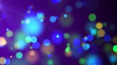 Multicolored Particle Field Motion Background - VideoBlocks >13000