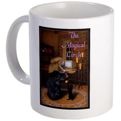 CafePress has the best selection of custom t-shirts, personalized gifts, posters , art, mugs, and much more. http://www.cafepress.com/magicalcircle