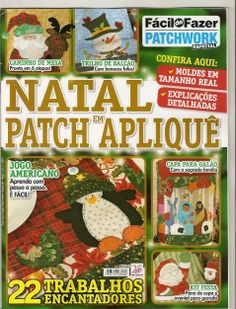 Natal Patch Apliqué - Josef Jesus - Picasa Webalbumok