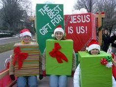 christmas float ideas - Google Search                                                                                                                                                                                 More