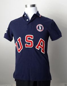 POLO Ralph Lauren Polo Shirt size S USA 2012 blue new with tags ($149)