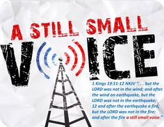 STILL SMALL VOICE RADIO SHOW - The Lord has blessed the ministry and gave me favor with a beautiful lady, named Barbara Beach. Through her, the Lord has given me the opportunity to become a radio talk show host. Talk To Me, Give It To Me, Be Glorified, Lord Help Me, 1 Kings, Feeling Hopeless, Spiritual Messages, Bible Verses Quotes, Be Still