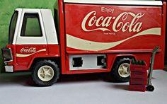 Coca Cola BuddyL  Truck Vintage by Ghostsofthepast on Etsy, $49.00