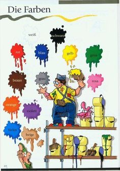 Die Farben                                                       …