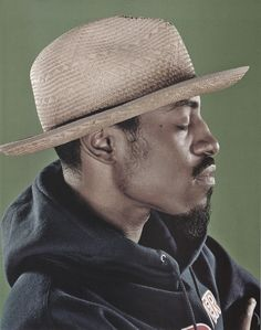 André 3000 by Matthias Clamer. and then you wonder - they only told half the story. made some movies and wrote a few books tell HALF of a truth Hip Hop And R&b, Love N Hip Hop, Hip Hop Rap, Music Love, Music Is Life, Good Music, Rap Music, Anthony Kiedis, Lauryn Hill