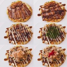 Easy recipe for a basic Japanese Okonomiyaki (お好み焼き) with suggestions on how to adapt for ingredients you have on hand.