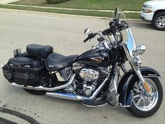 FOR SALE: 2011 #HarleyDavidson #FLSTC Heritage #Softail Classic - $14,500 - Romeoville, IL ==> Click photo of bike for more info.