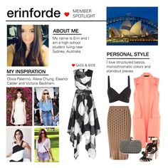 """Member Spotlight: Erinforde"" by polyvore ❤ liked on Polyvore"