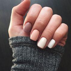 nails acrylic nails design nails fall nails inspiration nail ideas nail art designs nail art summer nail art diy nail a Acrylic Summer Nails Almond, Almond Nail Art, Easy Nails, Simple Nails, Gel Nails, Acrylic Nails, Nailed It, Korean Nail Art, Almond Nails Designs