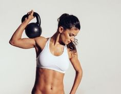 Lose Weight With Kettlebell Training Exercises Face Yoga Exercises, Fitness Exercises, Weight Lifting, Weight Loss, Natural Face Lift, Best Fat Burner, Kettlebell Training, Health Lessons, Ab Workouts