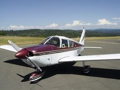 1966 Piper PA-28-180 Cherokee 180 for sale in Placerville, CA USA => http://www.airplanemart.com/aircraft-for-sale/Single-Engine-Piston/1966-Piper-PA-28-180-Cherokee-180/10670/